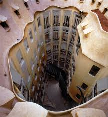 Casa Mila Floor Plan by Antoni Gaudi Google Search Actors Muicians Artists Pinterest