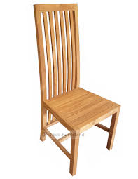 teak dining room chair wholesale and export from jepara wholesale