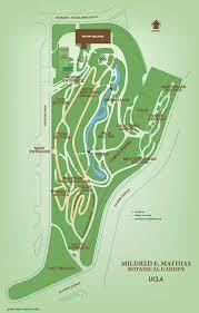 Ucla Parking Map Plan Your Visit U2013 Mildred E Mathias Botanical Garden