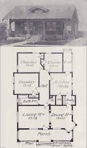 Old House Plans Free 1908 Old House Blue Print Plan How To Build Plans