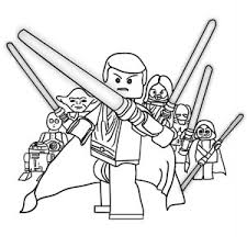 star war lego luke skywalker coloring pages periodic tables