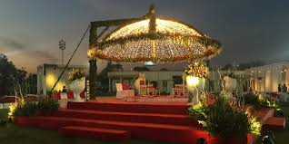 Venue For Wedding Home Parth Party Plot Party Plot Open Ground Cricket