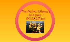 Soapstone Analysis Example Soapstone Plus Analysis By A F On Prezi