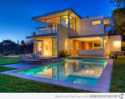 house plans with swimming pools splendid modern house plan swimming pool 2 15 lovely designs