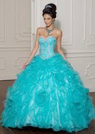robe de mari e bleue de mariée bleu turquoise