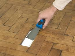 Fix Laminate Flooring How To Repair Parquet Flooring How Tos Diy