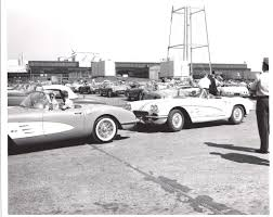 national council of corvette clubs pic throwback thursday nccc visits the corvette assembly plant