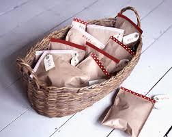 party bags from book u0027homemade christmas u0026 festive u0027 collins uk