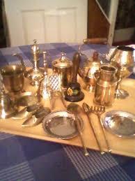 vintage antique brass ornaments lot in ashford kent