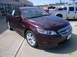 candy color car paint ford taurus sel bordeaux reserve red