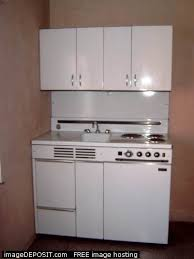 Metal Kitchen Sink Cabinet Unit 1961 Stove Fridge Cabinet Sink Today S Craigslist Find