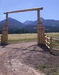 roundwood products railing fencing and trusses
