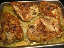 Cooking Chicken Breast In Oven With Bone