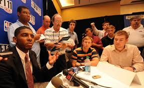 Harrison Barnes Draft Class 2011 N B A Draft Players Want To Counter Pundits The New York