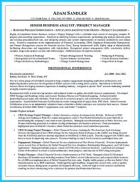 Business Analyst Sample Resume Finance by Sample Resume For Business Analyst In Banking Domain Resume For