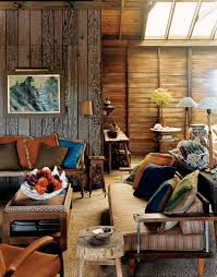 How To Set Up Living Room Mesmerizing Living Room In Vintage Style Deco Showing Breathtaking
