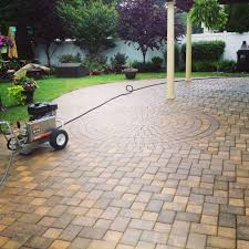 How To Seal A Paver Patio by Long Island Paver Sealing Cambridge Paver Patio Www