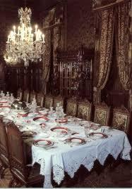 Grand Dining Room Santiago Palacio Cousiño Grand Living For A Grand Family