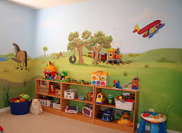 Ideas Bedroom Wall Mural Wall Painting Ideas For Kids Rooms - Wall painting for kids room