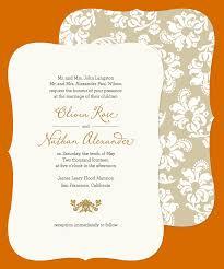 wedding invitation layout and wording 10 wedding invitation sle wording authorizationletters org