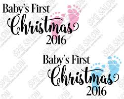 baby s ornament decal cut file in svg eps dxf jpg