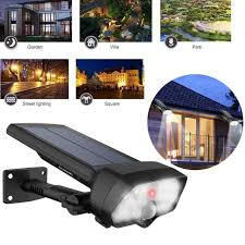 driveway motion sensor light tsleen ip65 solar powered motion sensor 17 led light driveway manor