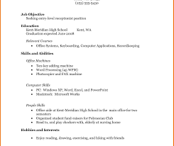 resume sles for fresh graduates pdf reader sle basic resume templates archaicawful how to write simple
