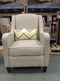 Patterned Accent Chair True Innovations Fabric Accent Chair U2013 Costcochaser