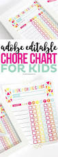 the 25 best printable chore chart ideas on pinterest chore