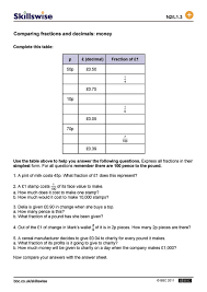 best solutions of decimals and money worksheets with additional