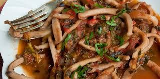 cuisiner les encornets encornets à la provençale facile et pas cher recette sur cuisine