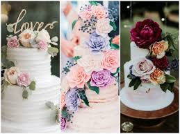 wedding cake photos floral wedding cake ideas to add a dose of to your big day