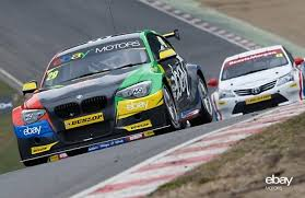 ebay motors uk btcc brands hatch race report ebay motors blog