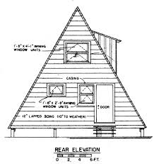 tiny a frame house plans free galleryimage co