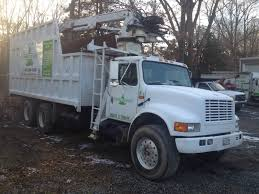 1993 international 4900 grapple truck for sale in port tobacco