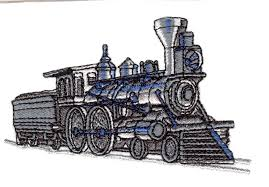 steam train embroidery designs machine embroidery designs at