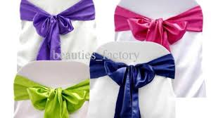sashes for chairs amazing exle of duo sashes beau events chair covers specialist