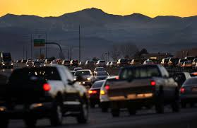 Denver Traffic Map Fourth Of July Travelers Will Likely Set Record