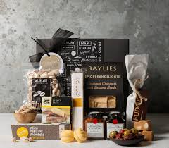 gourmet basket give a lovely boxed treats gift basket from gourmet basket