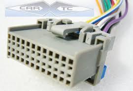 pontiac aztek 02 2002 factory car stereo wiring installation