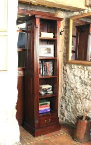 Pine Gun Cabinet Articles With Mexican Pine Tall Narrow Bookcase Tag Tall Narrow
