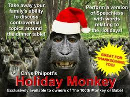 thanksgiving topics chris philpott u0027s holiday monkey
