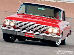 1962 chevy impala rod network