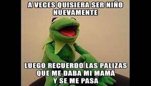 Memes Rana Rene - fb los mejores memes de la rana ren礬 que animar磧n tu d祗a fotos