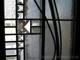 Glass For Front Door Panel by Victoria Balva Glass Studio Contemporary Design Stained And