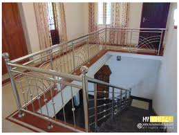 simple staircase design floor plan design decorating kerala