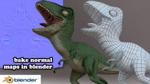 How Do You Say Map In Spanish Blender Tutorial How To Bake A Normal Map From High Poly Mesh