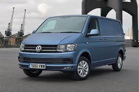 volkswagen transporter t6 2015 van review honest john
