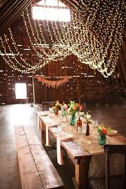 Decorating With String Lights 23 Ways To Transform Your Wedding From Bland To Mind Blowing