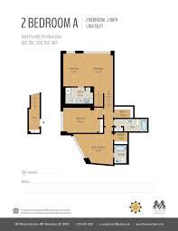 2 bed 2 bath apartment in washington dc newport west